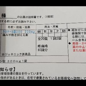 【腸骨転移の痛み(+)】フェソロデックス15+ランマーク14