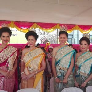タイのモン族に伝わる物語 七人のソンクラーンレディのお仕事って何?