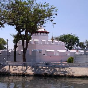 マハカーン砦 バンコクの東の守りはこの砦に任せていた歴史的建造物!