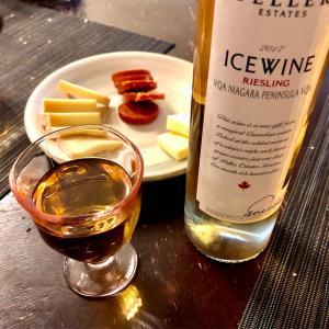 アイスワインと週末
