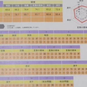 日本語検定がまたもや準1級に認定されちゃった話