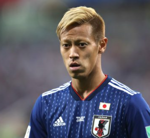 本田圭佑さん「元日本代表と書かないで!」