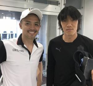 中村俊輔「小野伸二は日本の宝。彼を超える人はいない」