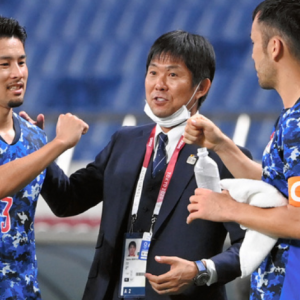 【東京五輪】森保監督「オリンピアンであるか、メダリストであるか、大きな違いがある」