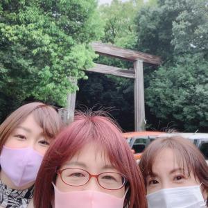 名古屋と熱田神宮と。