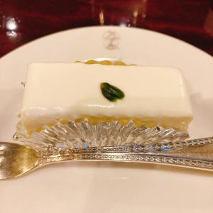 最愛レアチーズケーキ