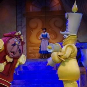 WDW Beauty and the Beast Live on Stage