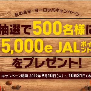 ~JALからのクリスマスプレゼント~ 5000 eJALポイント当選してしまいました!