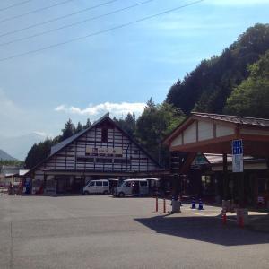 5月31日    道の駅「大桑」で、レストラン「米っ子 大桑」の心意気に打たれる