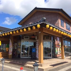 6月26日    道の駅「新湊」隣接、天然温泉「海王」が凄い‼︎