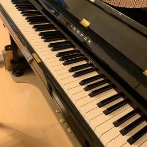 ★ピアノのように、、、
