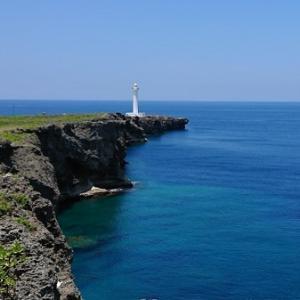 景色のいい海岸