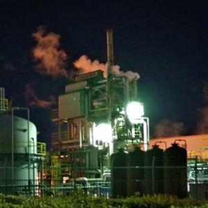 工場夜景萌え