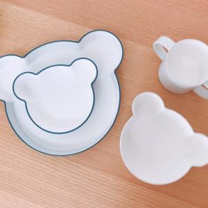 おしゃれでかわいいクマ食器…とその収納