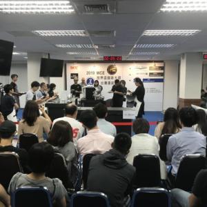 台湾のバリスタ選手権を見に行ってきた。「台湾留学359日目」