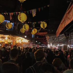 お正月の雰囲気を味わいに迪化街へ!「台湾留学489日目」