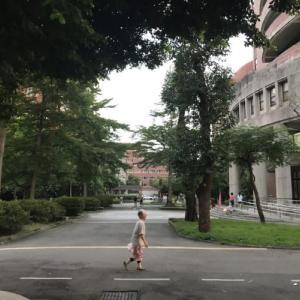 明日はテスト。。。「台湾留学333日目」