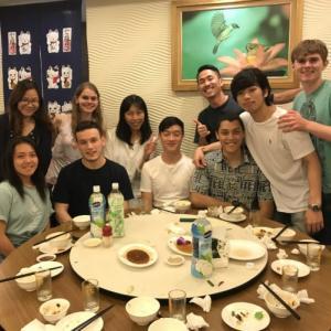 最後のテストと、クラスのみんなでご飯!「台湾留学334日目」