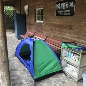 台湾の一番高い山「玉山」を越えるとそこには最高の温泉がありました。台湾の田舎をバイクで巡る旅12「台湾留学351日目」