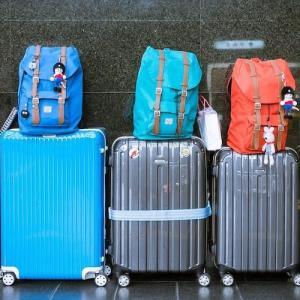 海外旅行はバックパック派?スーツケース派?(女子旅その1)