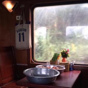 ベトナム国鉄女子一人旅、食堂車で働く?!の巻