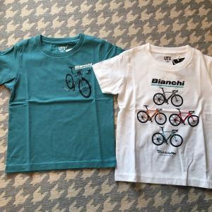 ユニクロUT 〜ザ・ブランズ バイク〜 を買ってみた