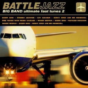ジャズのCD入手。バトルジャズビックバンド2。2020年3月29日投稿。