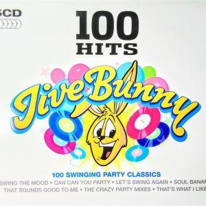 オススメ音楽CD購入、100Hits-Jive bunny5枚組ボックスセット2020年6月27日投稿。