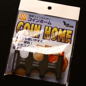 """購入品 ~(2019年-36 FALCON """" COIN HOME """" )"""