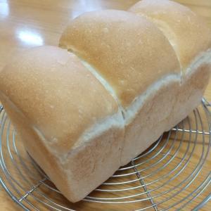 コンデンスミルク入り 食パン