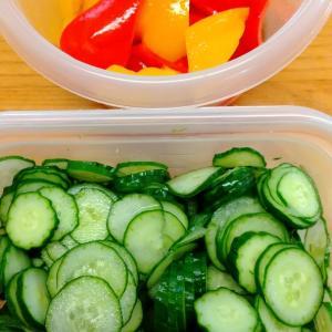 野菜で 色々…