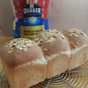 オートミール 食パン