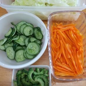 野菜で色々…
