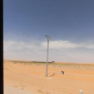 「アルジェリア」編 ムザブの谷→エル・ゴレア サハラ砂漠3