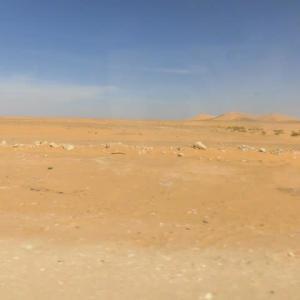 「アルジェリア」編 ムザブの谷→エル・ゴレア サハラ砂漠2