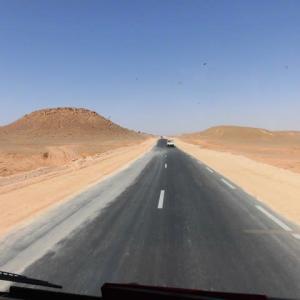 「アルジェリア」編 エル・ゴレア~ティミムーン サハラ砂漠4