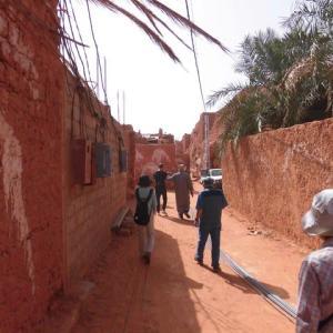 「アルジェリア」編 ティミムーン11 市街地散策1