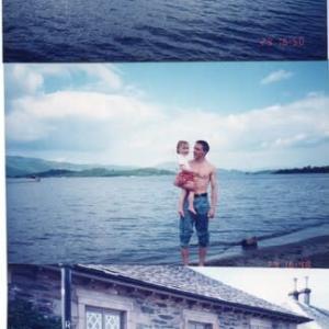 「英国物語」 ローモンド湖