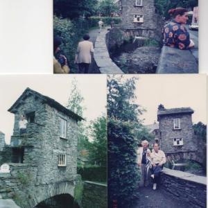 「英国物語」湖水地方3 アンブルサイド ブリッジ・ハウス