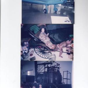「ロマンチック・ドイツ」編 ミュンヘン博物館の人力車
