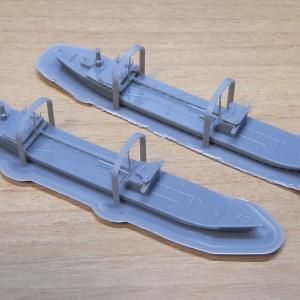 1/2000 戦時標準船2TL型、テスト出力