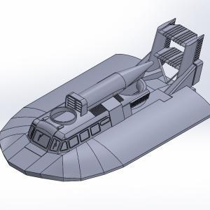 1/144 ベル SK-5原型製作記(その4)