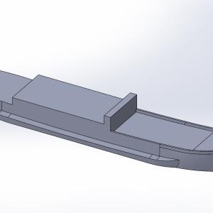 1/2000 南極観測船宗谷、原型製作記(その1)