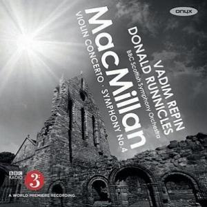 マクミラン作曲『ヴァイオリン協奏曲』