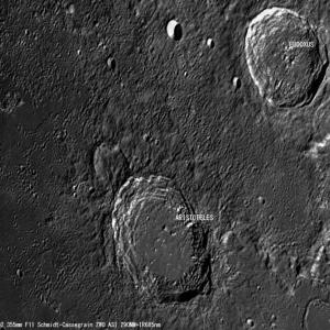 9月28日の月面