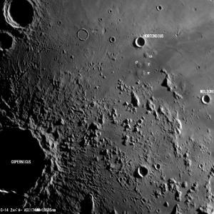 8月6日の月面から