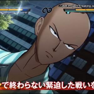 【PS4/Xbox One】『ONE PUNCH MAN A HERO NOBODY KNOWS』発売日決定&予約受付開始!第5弾PVも公開に