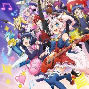 【アニメ】「SHOW BY ROCK!!」の新作『SHOW BY ROCK!! STARS!!』の制作が決定!シアンやほわん達、シリーズお馴染みのバンドメンバーが集結!