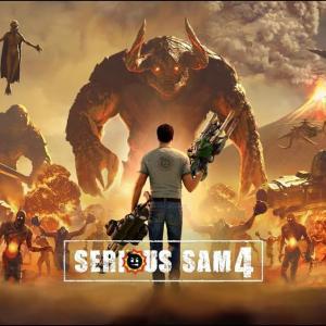 【PC】『Serious Sam 4(シリアス・サム4)』のPC版が8月に発売!押し寄せる大量の敵を次々に撃破していく爽快FPSの最新作