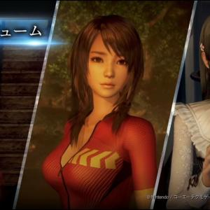 【NS/PS4他】リマスター版『零 ~濡鴉ノ巫女~』の発売日が決定!「フォトモード」や新規衣装などの追加要素を確認できる最新PV公開!